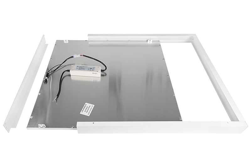 LED 2x2 Panel Surface Mounting Kit - Kit Only - ONBULBLED