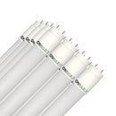 4 ft LED 15 Watt/ 18 Watt T8 Tube - Direct Wire - 2,050lm/2,300lm - Double Ended - Ballast Bypass
