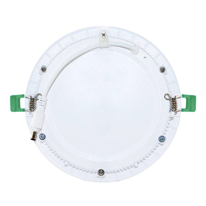 8''in 18 Watt Round Ultra Slim Wafer Ceiling Light