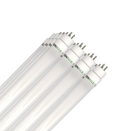 2' LED 10 Watt T5 Bulb - Plug&Play - High Output - 24W  Replacement - 1,600lm - Case of 24 ($12.00 per bulb) - ONBULBLED
