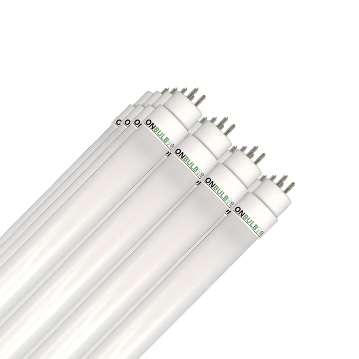 2 ft LED 10 Watt T5 Bulb - Plug&Play - High Output - 24W  Replacement - 1,600lm - Case of 24 ($14.00 per bulb) - ONBULBLED