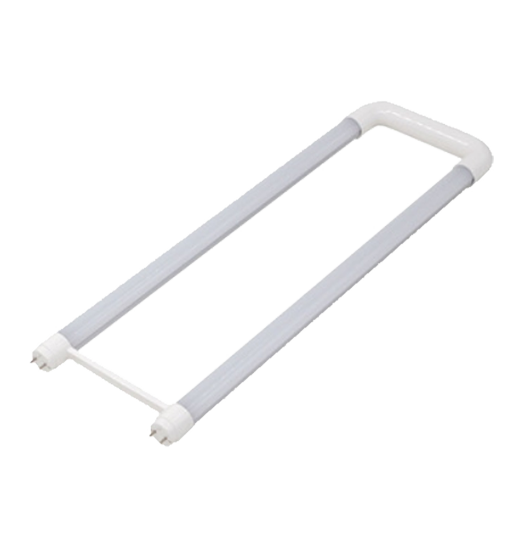 LED T8 15 Watt U-Bend - Direct Wire - 1,800lm - Single Ended - ONBULBLED