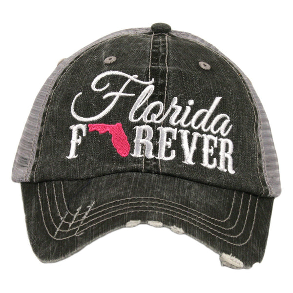 """Florida Forever"" Trucker Hat 