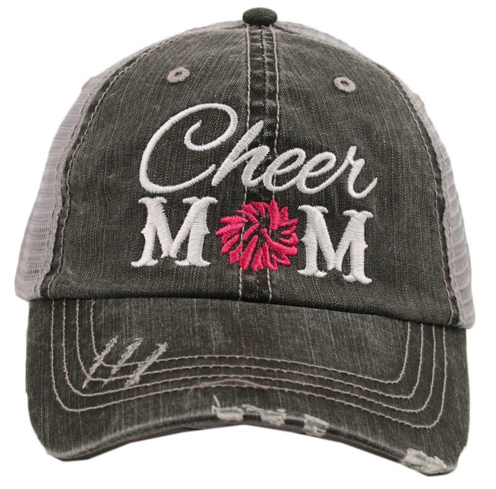 """Cheer Mom"" Trucker Hat 