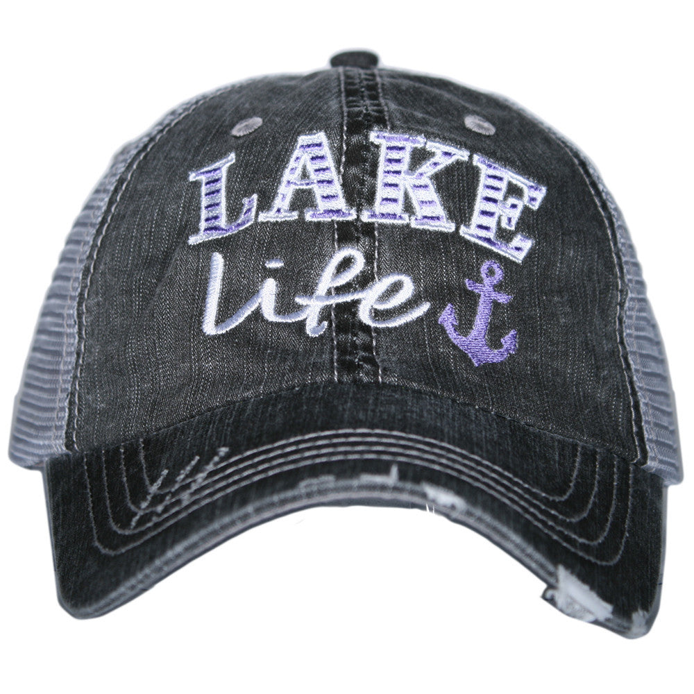 """Lake Life"" Trucker Hat 