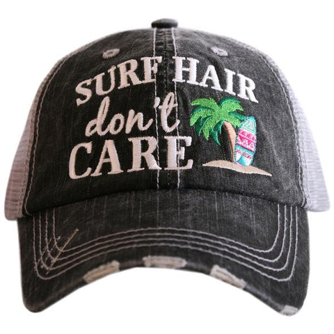 """Surf Hair Don't Care"""