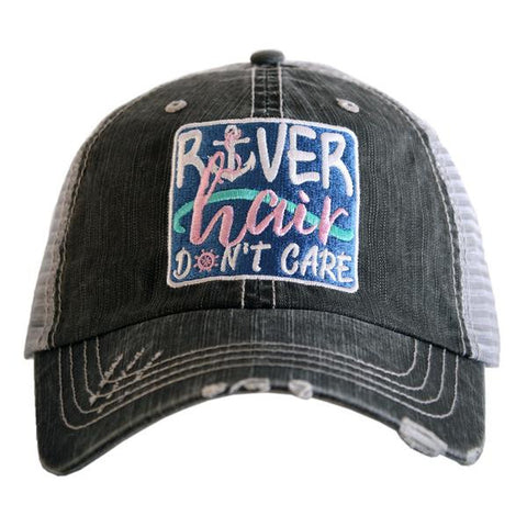 "NEW!! ""River Hair Don't Care"" Trucker Hat"