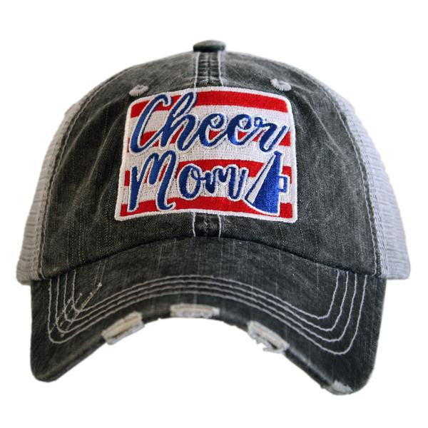 "NEW!! ""Cheer Mom"" Trucker Hat 