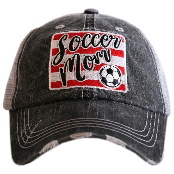 "NEW!! ""Soccer Mom"" Trucker Hat 