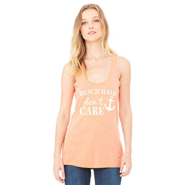 River Hair Don't Care Tank Top | Beri and Nicole's Boutique | Women's Clothing, Accessories, Jewelry, and Home Decor and Goods