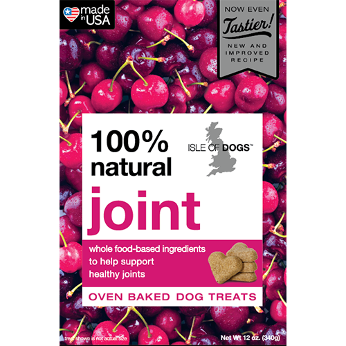 Joint 100% Natural Baked Treat - Featuring Glucosamine and Chondroitin