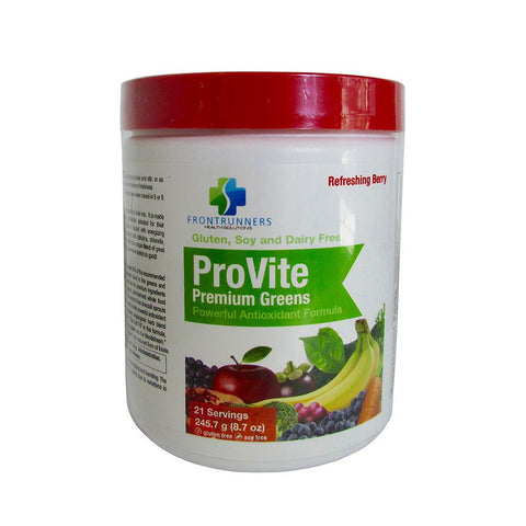 ProVite Premium Greens – Powerful Green Superfood Supplement