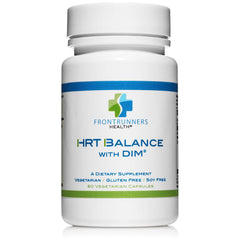 Frontr Bottle Image of HRT Balance with DIM