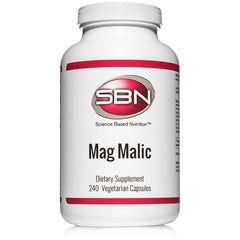 SBN – Magmalic – 240 tablets – Bioavailable Magnesium Supplement