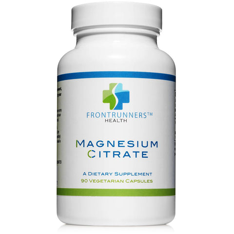 Magnesium Citrate by Frontrunners Health