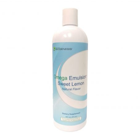 Biogenesis - Omega Emulsion Sweet Lemon