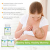 Image of Image of 3 bottles of postnatal vitamins for breastfeeding