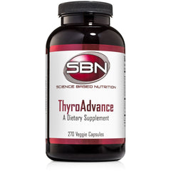 Science Based Nutrition -ThyroAdvance – 270 tablets