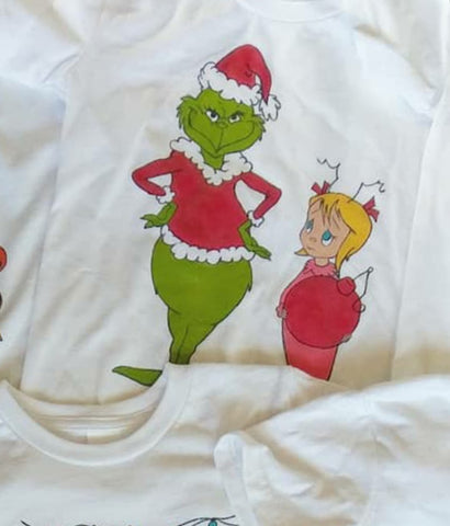 Grinch and CLW