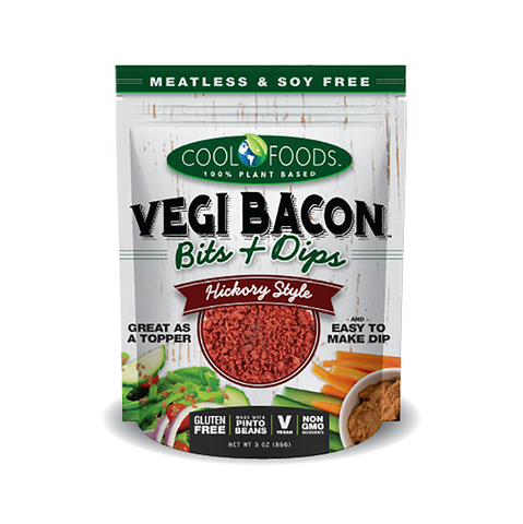 Cool Foods Vegi Bacon Bits and Dip 3oz