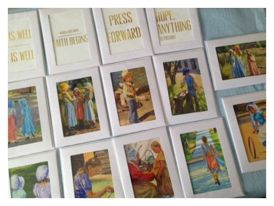 "5"" x 7"" Joy in the Journey Cards - Complete Set"