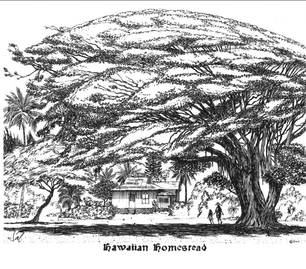 Hawaiian Homestead
