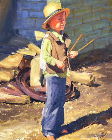 Little Drummer Boy Original
