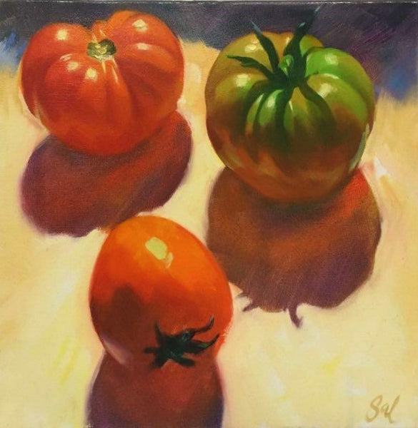 Original Oil - Heirlooms