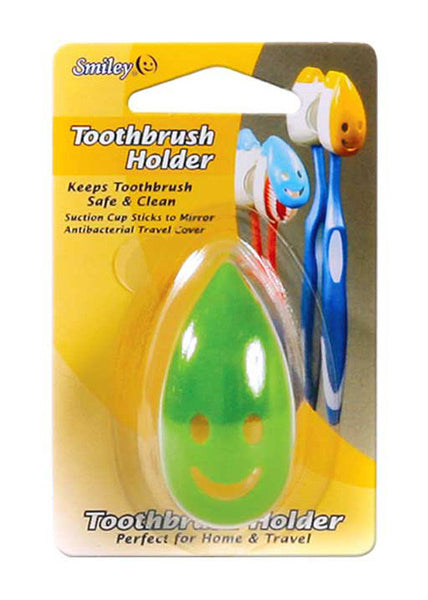 Smiley™ Toothbrush Holders