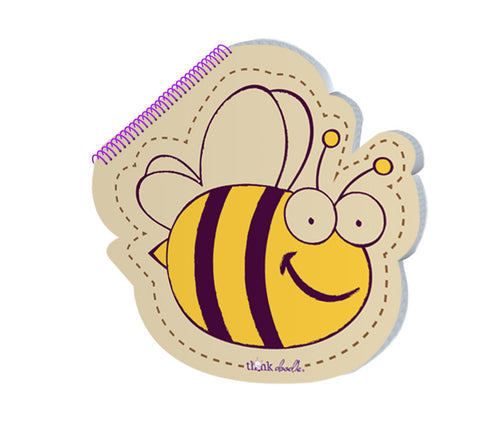 Lil' Scribblez™ - Bee Notepad