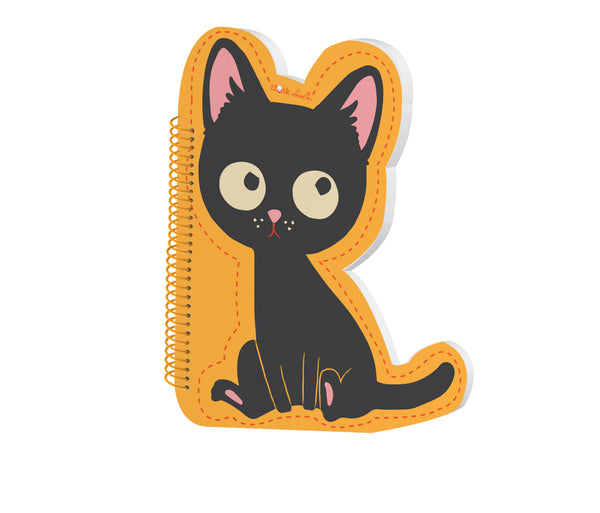 Lil' Scribblez™ - Black Cat Notepad
