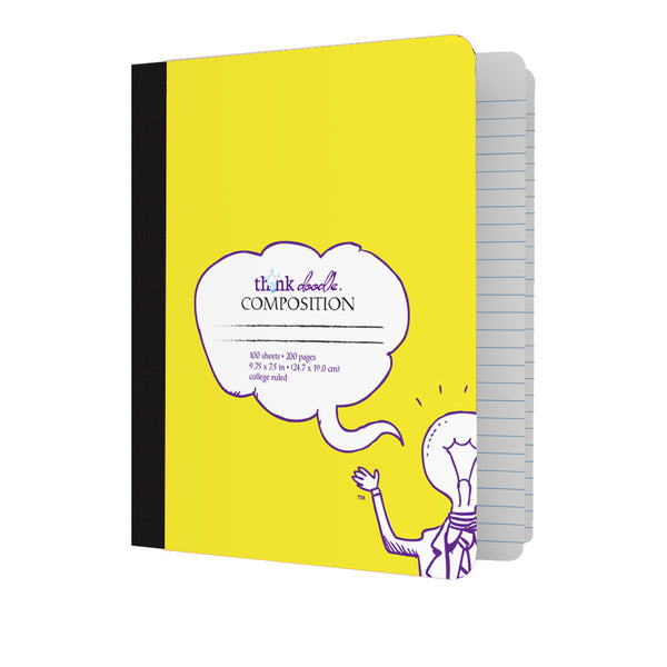Composition Books - Solid Colors