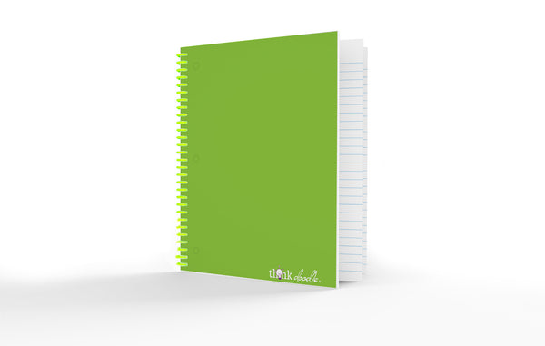 Stylez™ - Solid Colors Notebooks