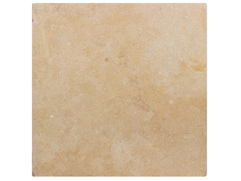 ANTIQUE GOLD - Honed Limestone - 12x12""