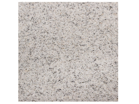 IMPERIAL WHITE DARK - Granite Polish - 12x12""