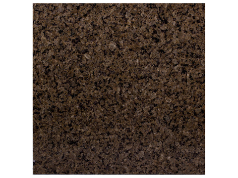 TROPIC BROWN - Granite Polish - 12x12""