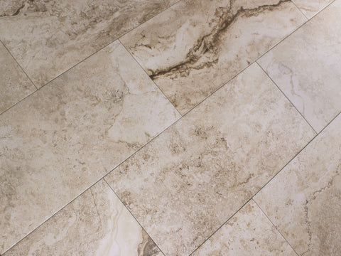 IDAHO COLLECTION - Idaho Beige Matte Porcelain - 12x24""