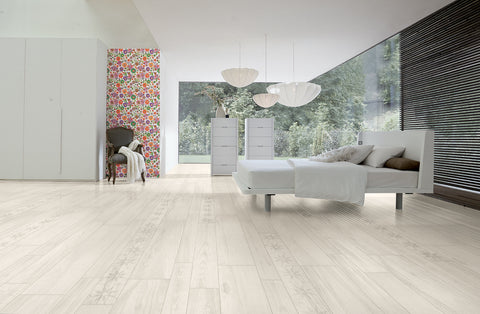 LIGNUM COLLECTION - Larix Matte Porcelain - 7x38""