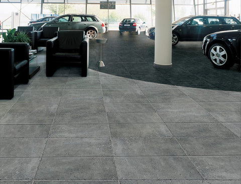 PIETRA DEL NORD COLLECTION - Spa Grey Matte Porcelain - 16x32""