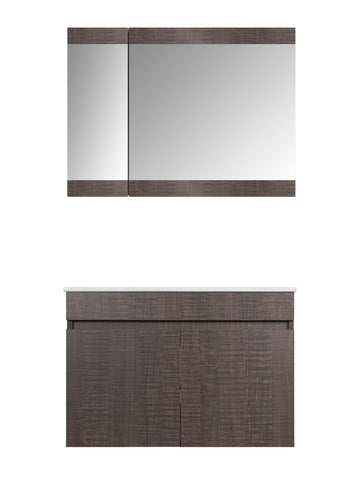 MAGNOLIA VANITY SET - Dark Grey - 30""