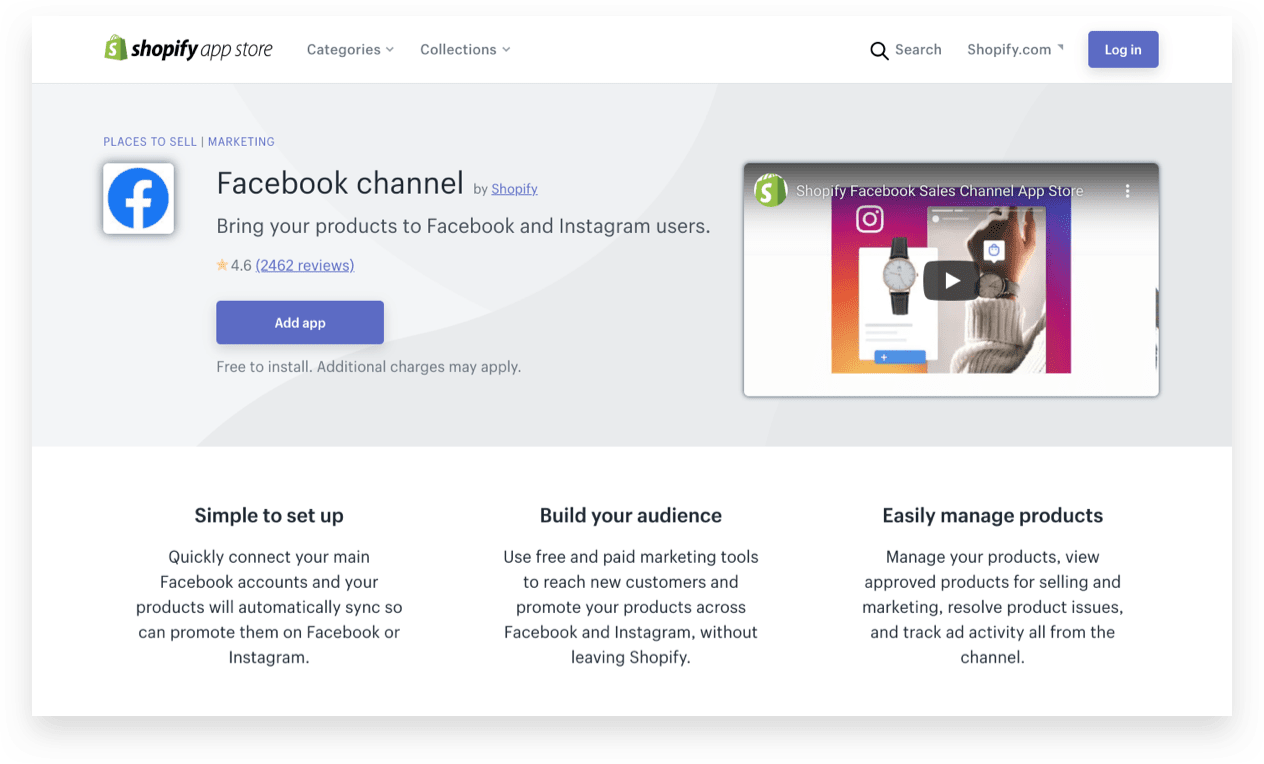 Step 1 to setup Facebook Conversion API on Shopify for simplified purchase tracking