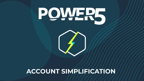 Facebook Power 5 Account Simplification