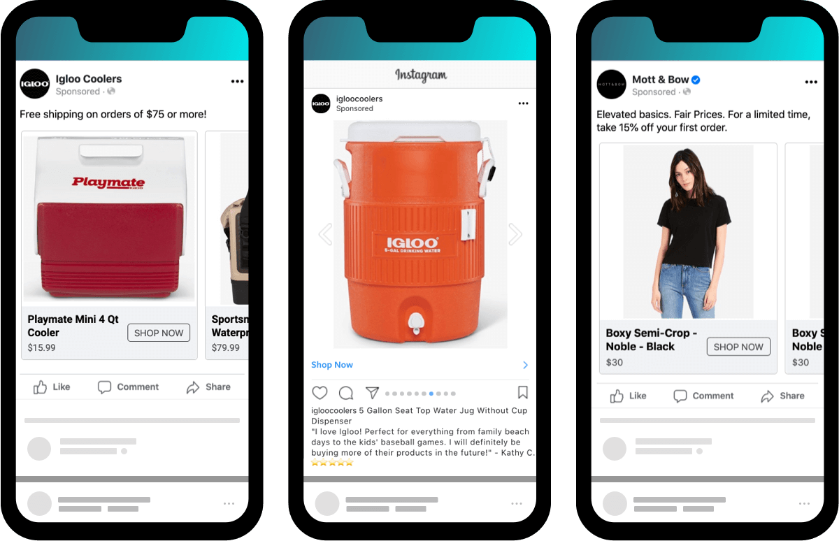 Facebook ads for your shopify store using Dynamic Ads for Broad Audiences