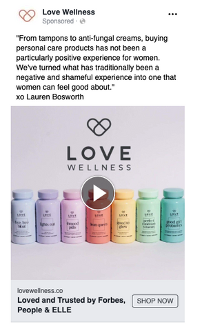 Love Wellness Common Thread Collective