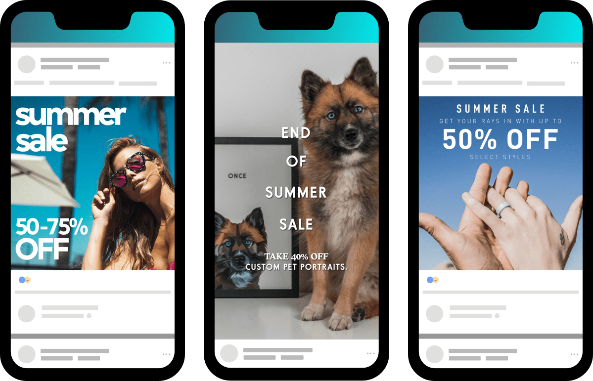 Third Peak in your marketing calendar: summer sales from ecommerce brands DIFF, West and Willow, and QALO rings