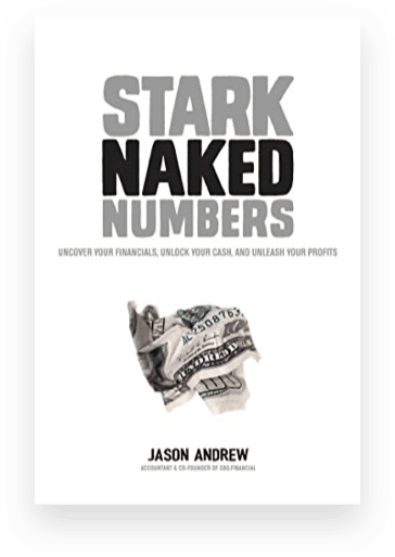 Accounting books for ecommerce business owners: Stark Naked Numbers