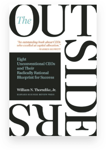Accounting books for ecommerce business owners: The Outsiders