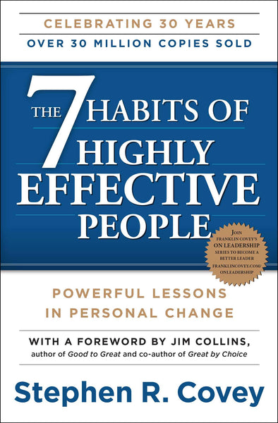 7 Habits of Highly Effective People David Peck Staff Picks
