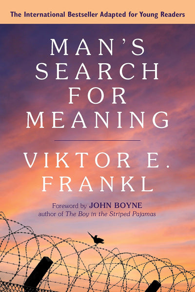 Man's Search for Meaning David Peck Staff Picks