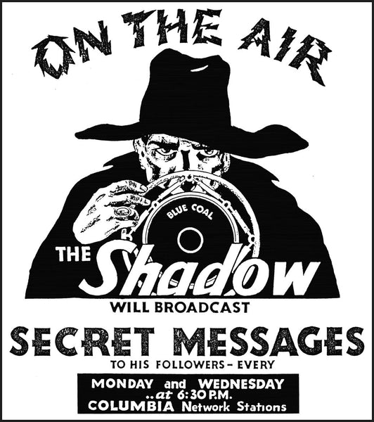 The Shadow Radio show houston Texas David Peck